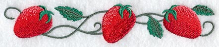 A9627 Strawberry Border