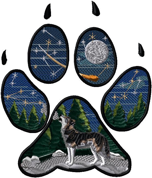 M1550 Wolf Paw
