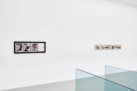 Gina Pane from the Italian collections, 2018 installation view