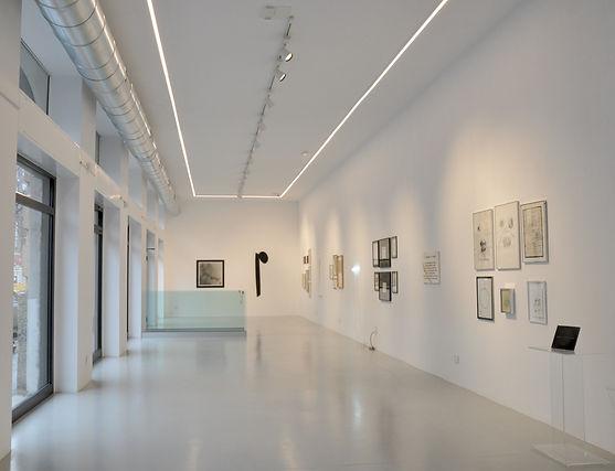 Libertà sulla parola, Osart Gallery, ins