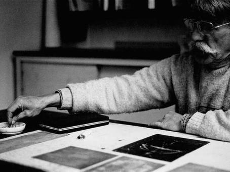 Magdalo Mussio: redattore poeta artista scrittore