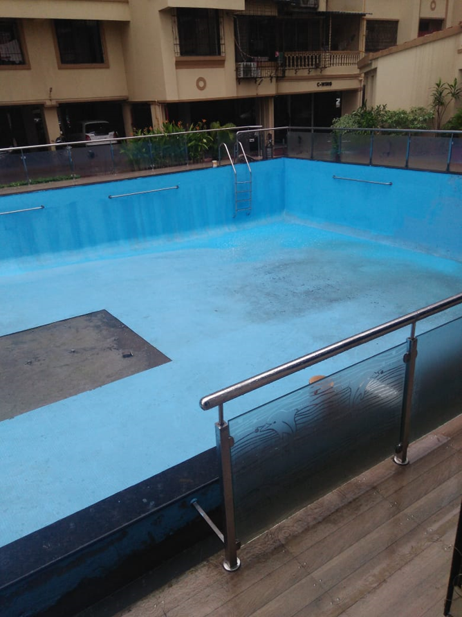 Tank Pool Waterproofing