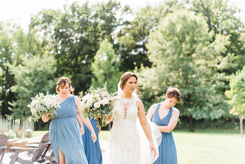 modern bride style