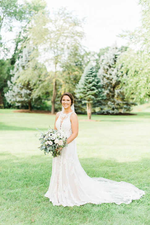 summer bride style