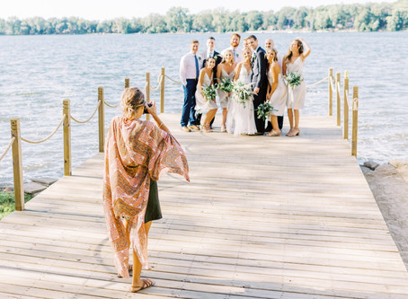 Is a Small Wedding Right for You? - Thoughts from a Photographer