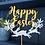 Thumbnail: Custom Bunny Birthday Cake Topper