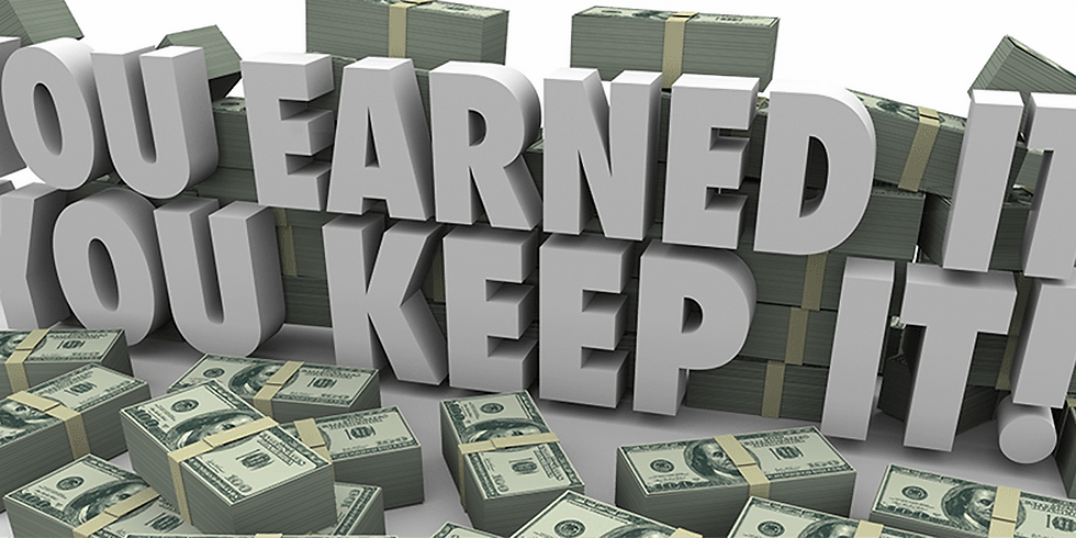 "Webinar: Master The Power Of Income Shifting: ""Capturing More Cashflow"""