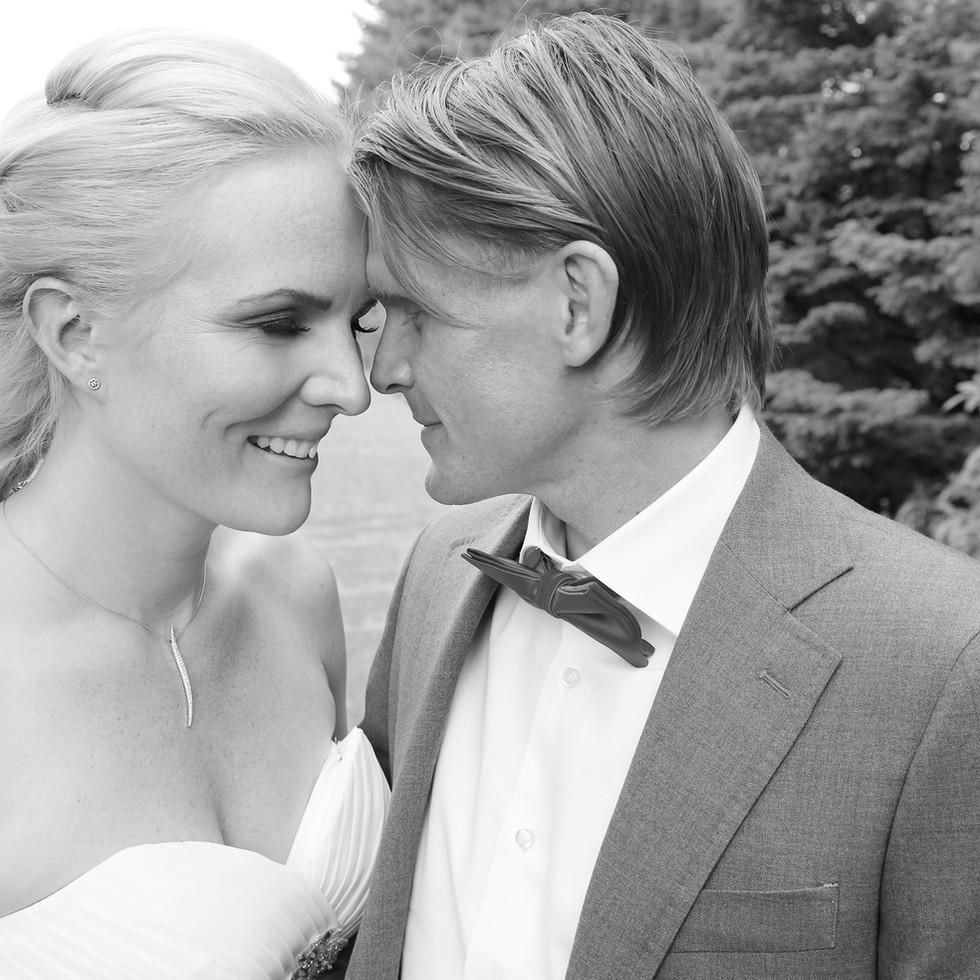 Brúðkaup - Erna Kristín og Ari Freyr