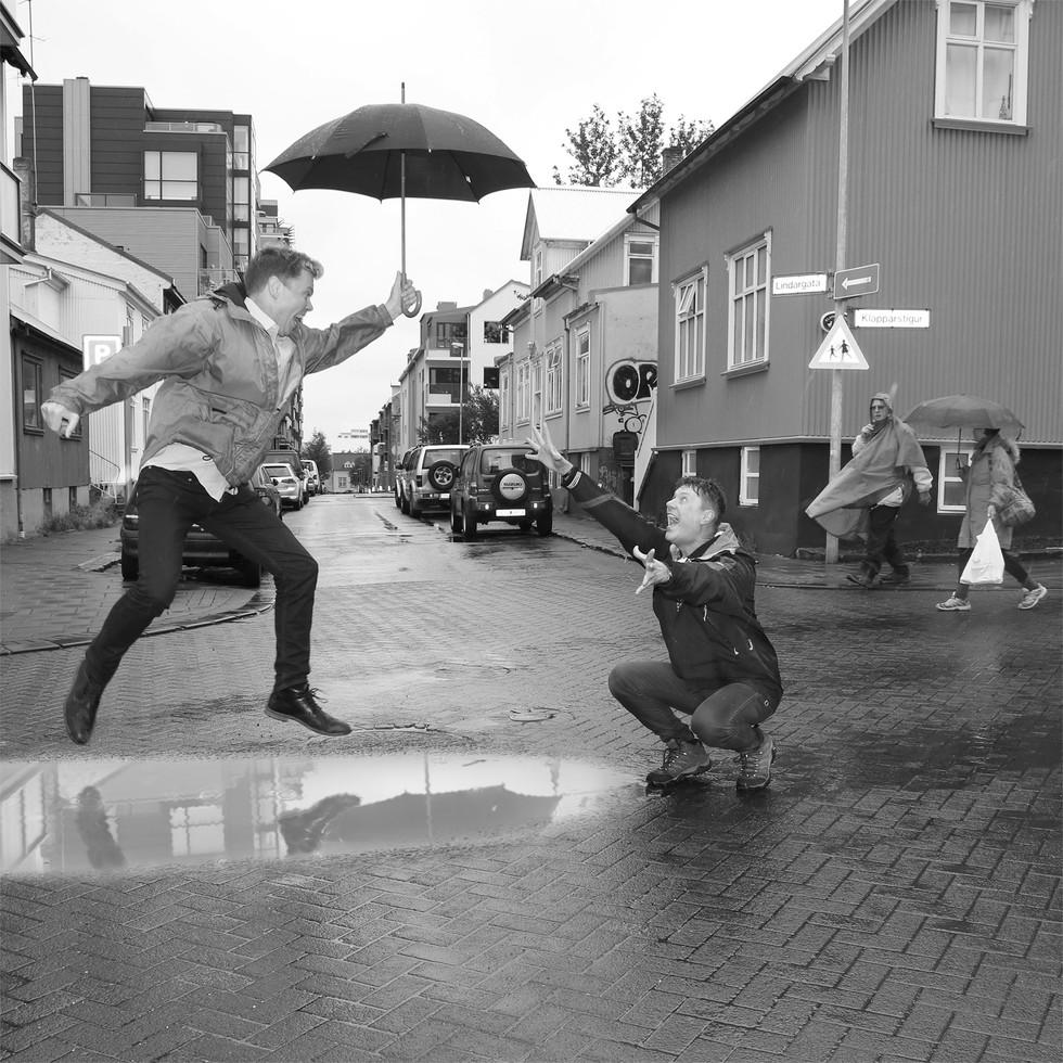 Brúðkaup - Albert og Bergþór