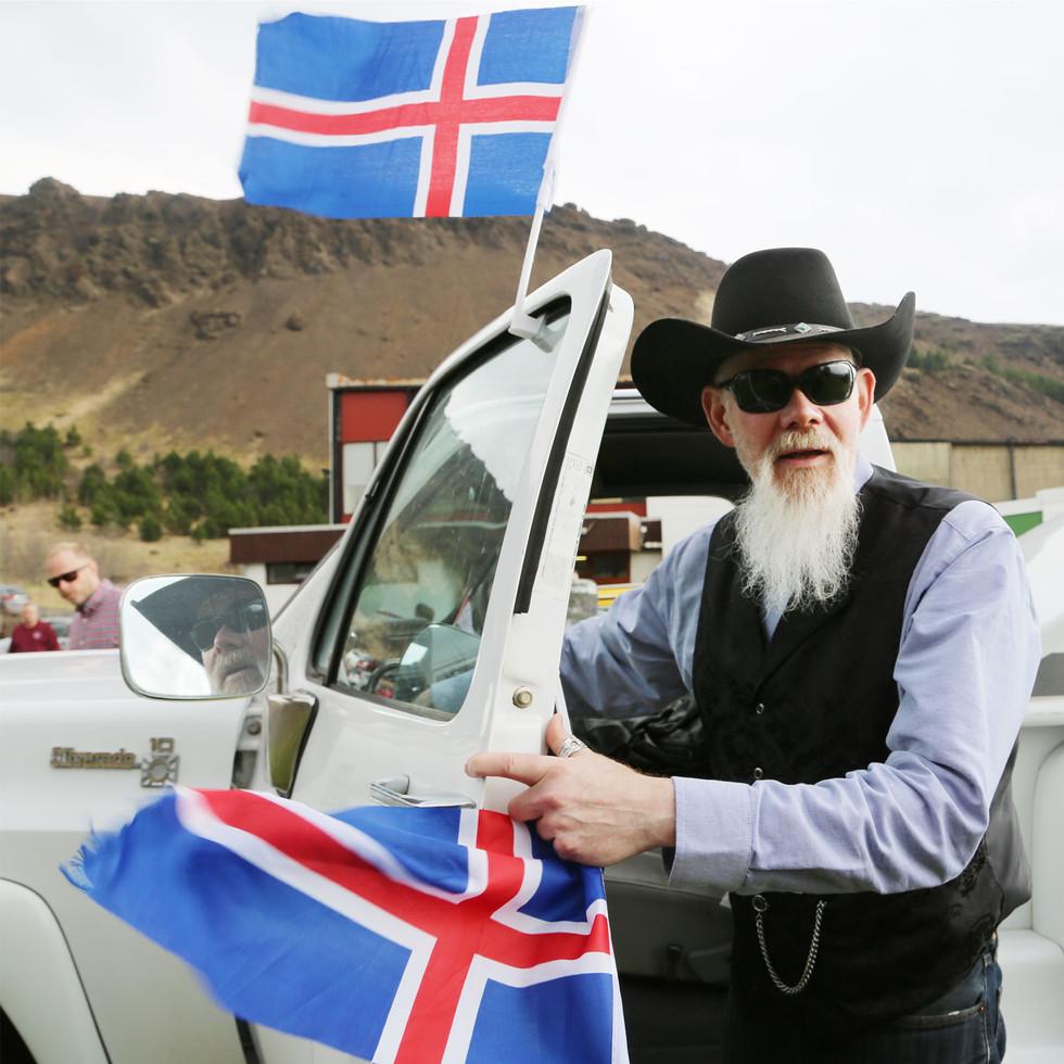 SMELLIÐ Á MYNDINA - Garðyrkjuskólinn Reykjum í Ölfusi 80 ára 2019