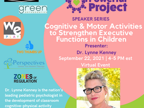 5 Minute Cognitive-Physical Activities to Engage Self-Regulation, Self-Control, Attention, Memory