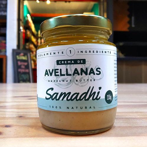 Crema de Avellanas Samadhi