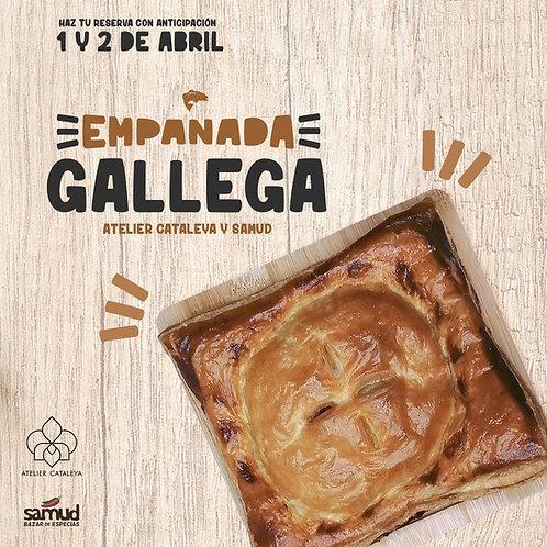 Empanada Gallega - Atelier Cataleya y Samud