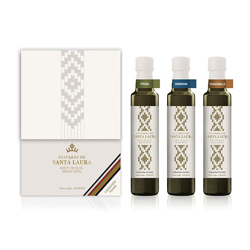 Pack Varietales Aceite de oliva Santa Laura