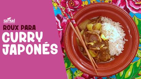 Roux para Curry Japonés Samud
