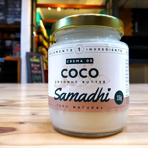 Crema de Coco Samadhi