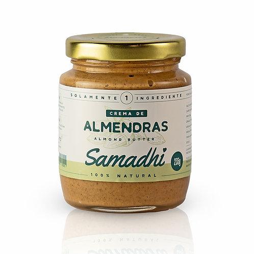 Crema de Almendras samadhi