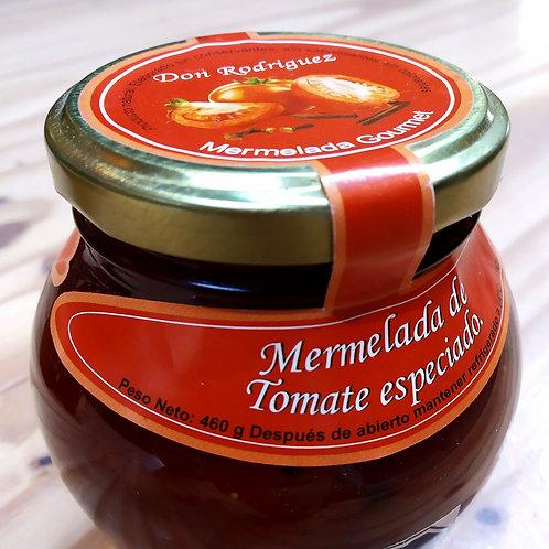Mermelada de tomate especiado