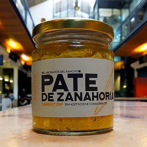 Paté de Zanahoria - Rancho Kiaora