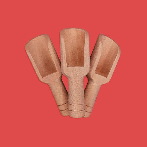 Cucharita de madera