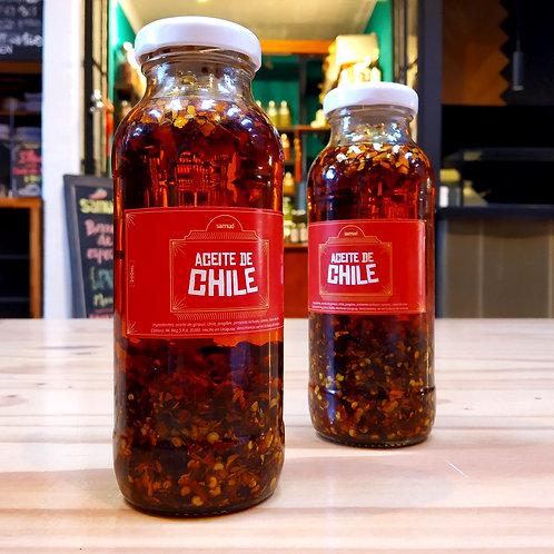 aceite de chile samud