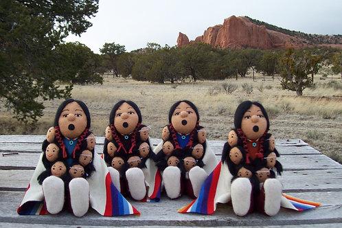 Sm. Plains Storyteller Doll