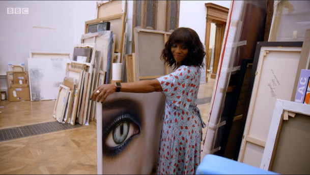 From BBC2's 'Royal Academy Summer Exhibi