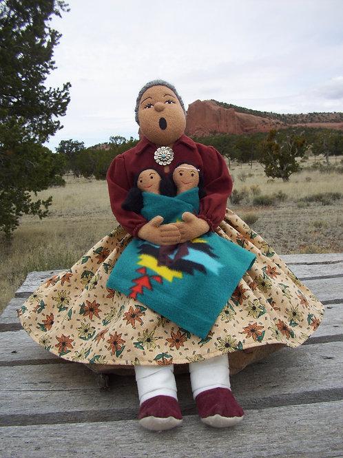 Navajo Storyteller