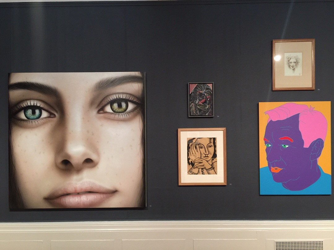 Heads Roll at Graves Gallery, Museums Sheffield. Curated by Paul Morrison in 2018