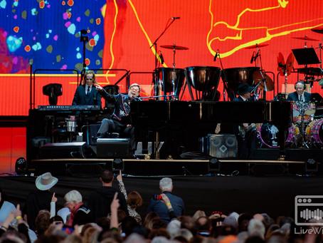 GALLERY - Elton John @ Botanic Park