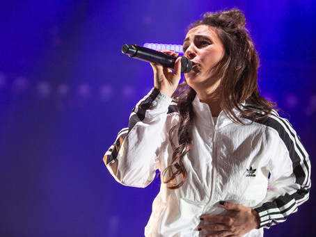 LIVE REVIEW - Amy Shark @ Margaret Court Arena