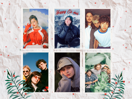 Rejoice! Christmas Themed Songs From Some Of Our Faves