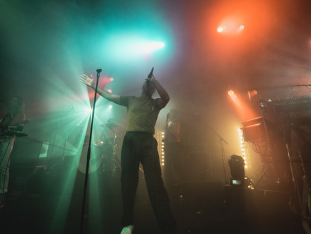 LIVE REVIEW - Northeast Party House @ The Triffid