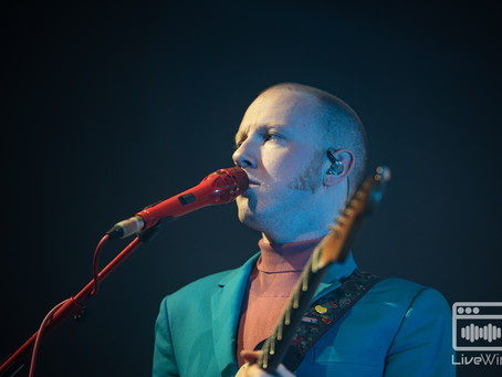 GALLERY - Two Door Cinema Club @ Fortitude Music Hall