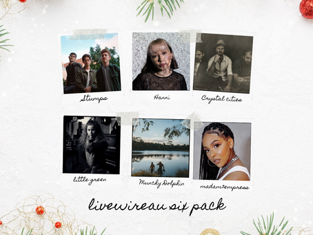 LivewireAU's Six Pack: Tracks To Help You Cross The 2020 Finish Line