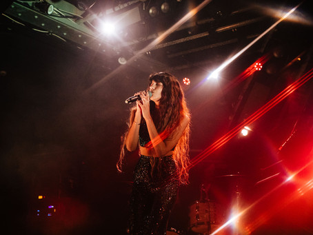 LIVE REVIEW: Azure Ryder w/ Jack Gray @ Oxford Art Factory