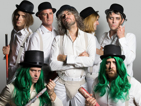 LIVE REVIEW - The Flaming Lips @ Fortitude Music Hall