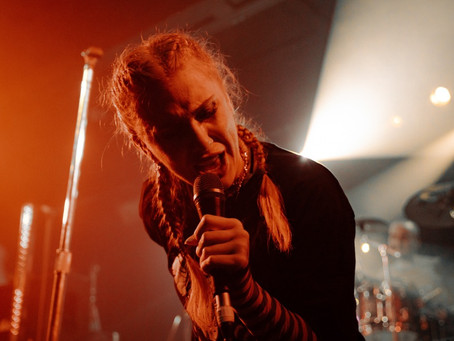 LIVE REVIEW: RedHook @ Crowbar: Fierce, Fiery, And Full Of Surprises