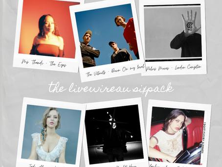 LivewireAU's Six Pack: Discover More Fresh Aussie Talent