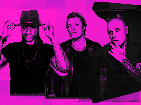LIVE REVIEW - The Prodigy @ Riverstage