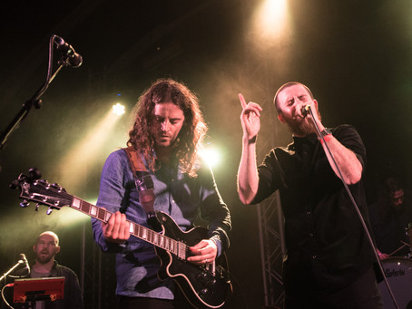 LIVE REVIEW - Holy Holy @ The Triffid