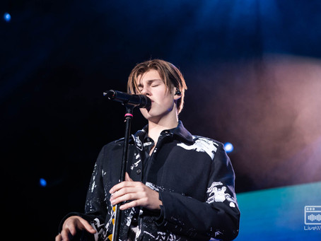 LIVE REVIEW - Ruel Makes His Mark @ Festival Hall