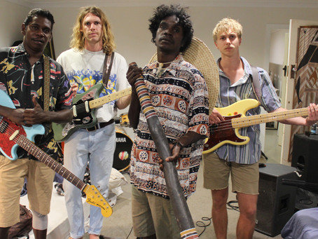 The Music Of Young Australians Ft. King Stingray, The Ancient Bloods & Tia Gostelow