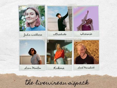 LivewireAU's Six Pack: A Little Bitta This, A Little Bitta That