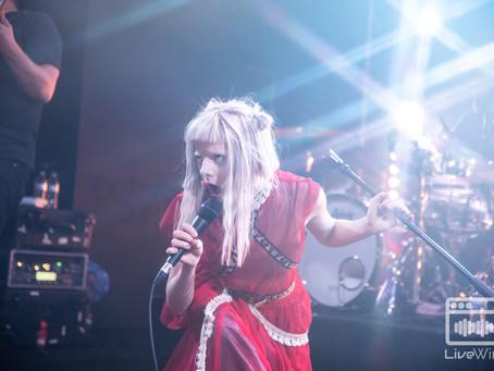 LIVE REVIEW - Aurora @ The Forum