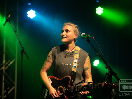 LIVE REVIEW: Hope D @ The Triffid