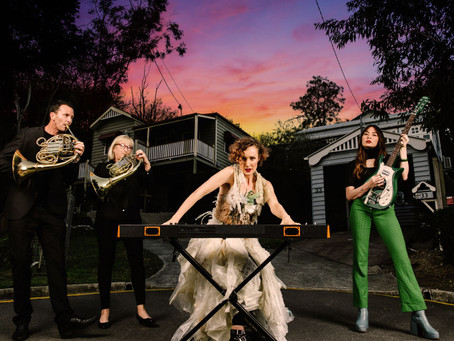 Brisbane Festival Announcing Secret Pop-Up Concerts In Your Backyard!