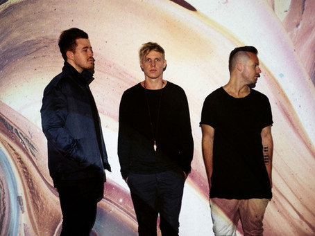 LIVE REVIEW - RUFUS DU SOL at The Riverstage in Brisbane