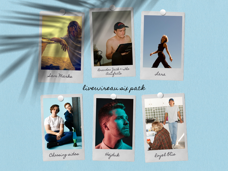 LivewireAU's Six Pack: Your Summer Playlist Taken Care Of