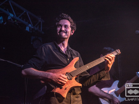 GALLERY - Plini @ The Foundry